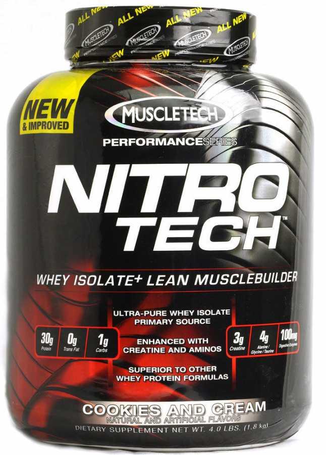 Nitro Tech Fiyat